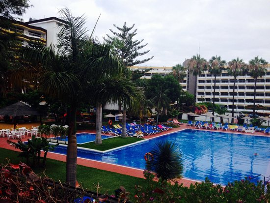 Interpalace by Blue Sea : Large pool area