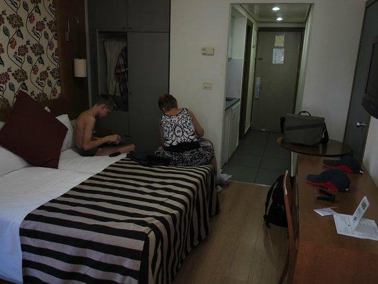 The Lusky – Great Small Hotel : В трехместном номере