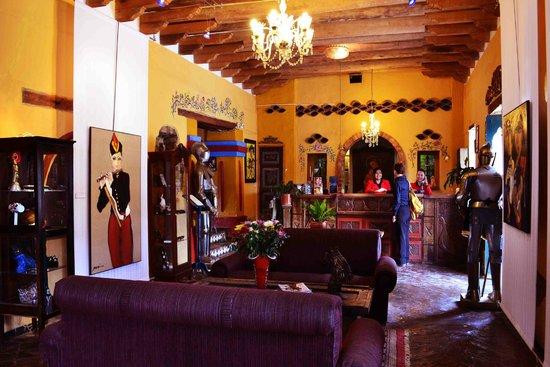 Hotel La Posada de San Antonio : lobby principal