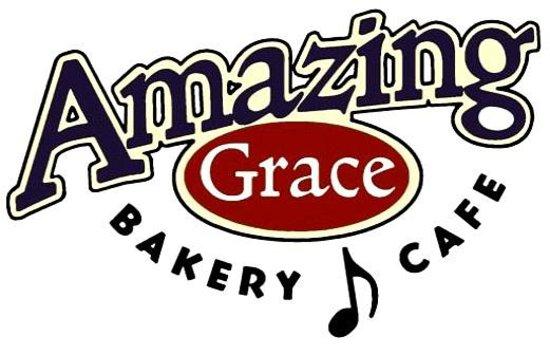 Amazing Grace Bakery & Cafe : Amazing Grace Logo