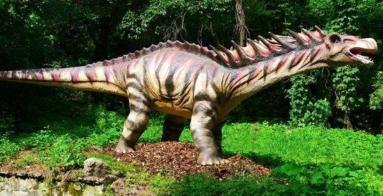 Amargasaurus, DinoPark Bratislava