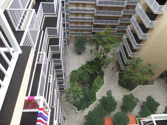 International Palms Resort & Conference Center: Floor 11 of Tower
