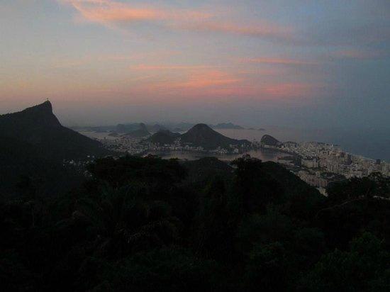 Rio desde Vista Chinesa