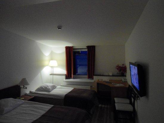 A1 Hotel: Комната отеля.