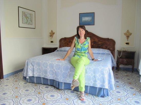 Grand Hotel De La Ville Sorrento: Bedroom