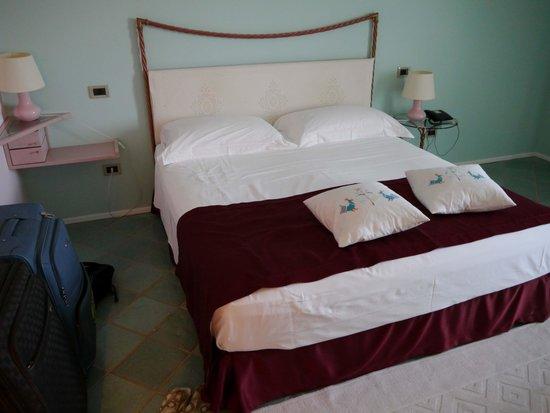 Hotel Luna Lughente : Room with the sea view