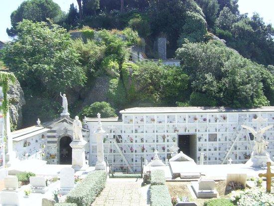 Church of San Giorgio: Gravplassen
