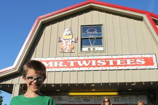 Mr Twistee's: Mr Twistee near Dresden