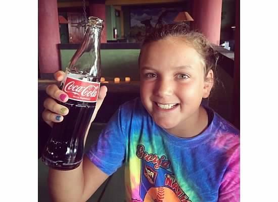 Hotel Lago Arenal & Microcervecería: first central american coca cola!