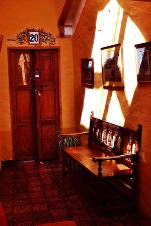 Hotel La Posada de San Antonio: 2 PISO
