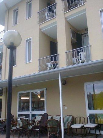 Hotel Delle Mimose: hotel