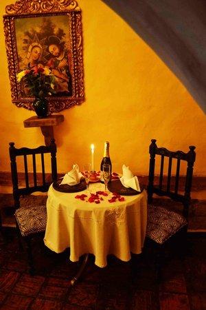 Hotel La Posada de San Antonio: SALA DE STAR HABITACION
