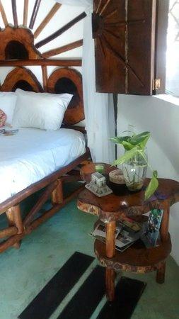 Green Tulum Cabanas & Gardens: ROOM
