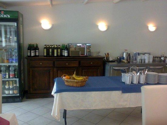 Hotel Delle Mimose: ristorazione
