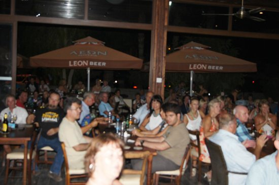 Lithos Antonis G Apartment Hotel: live music event