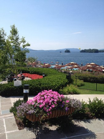 The Sagamore Resort: A day at The Sagamore