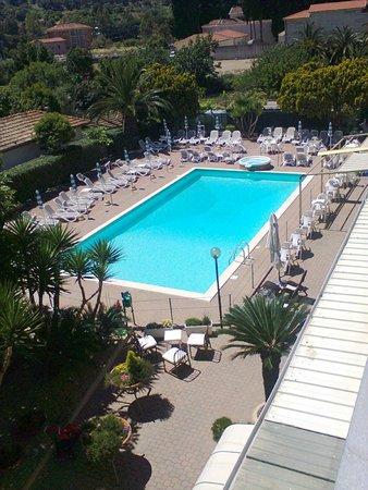 Hotel Delle Mimose: vista dalla stanza