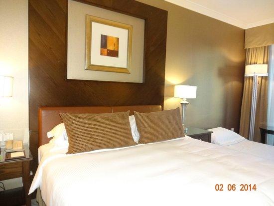 Roda Al Murooj : the bed