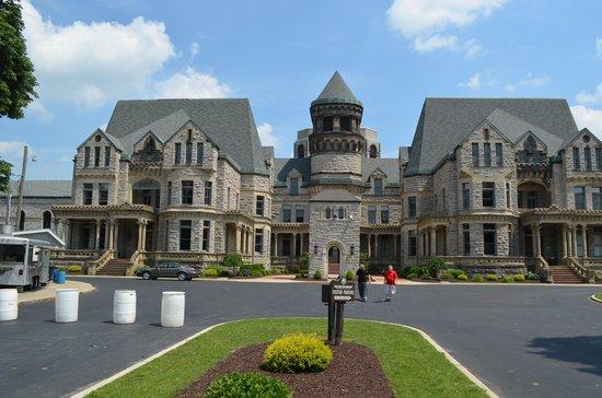 Ohio State Reformatory: Mansfield.....
