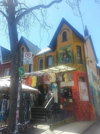 Savour Toronto : Shops