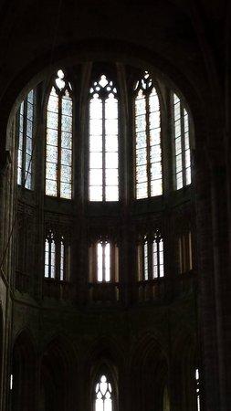 Mont Saint-Michel & Normandy Tour - Emi Travel Paris: Inside the Abbey