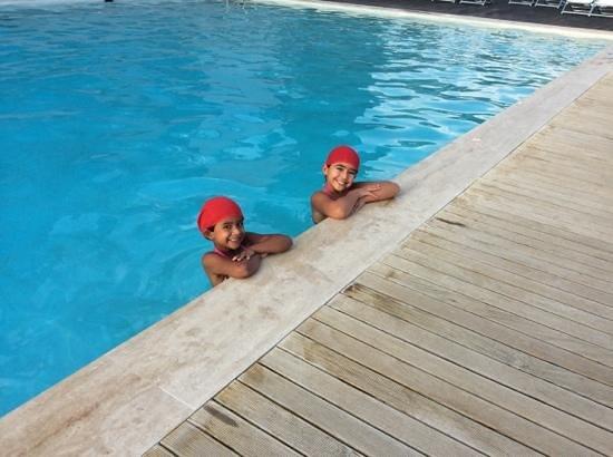 Renaissance Tuscany Il Ciocco Resort & Spa: swim caps mandatory