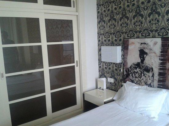 H10 Las Palmeras: superior room