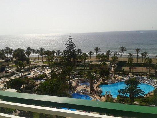 H10 Las Palmeras: good view from 6th floor
