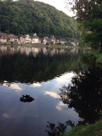 La Riviera Limousine : Bord de la Dordogne