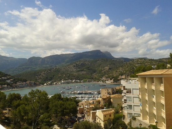 SENTIDO Porto Soller : View from Terrace