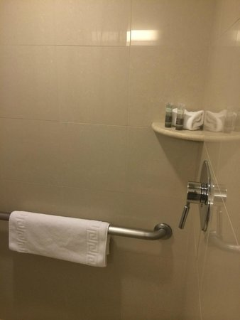 New Haven Hotel: Shower