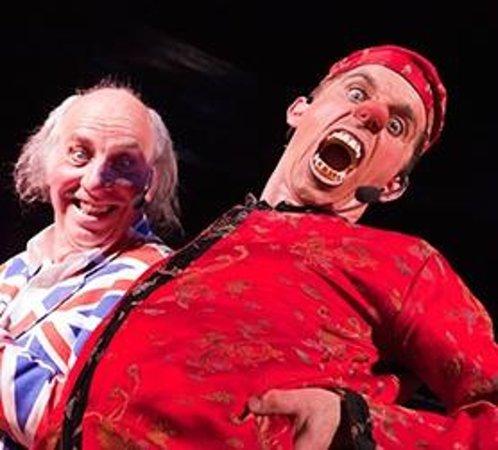 Central Pier Showbar: Cirque Du Hilarious