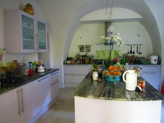 Les Bouisserettes : la cucina