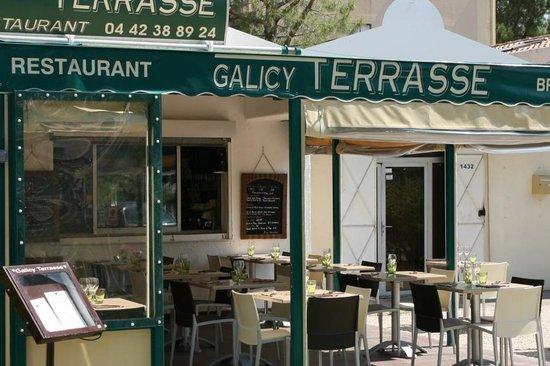 Galicy terrasse