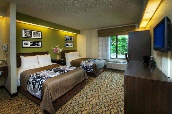Sleep Inn Shady Grove: Guest Room