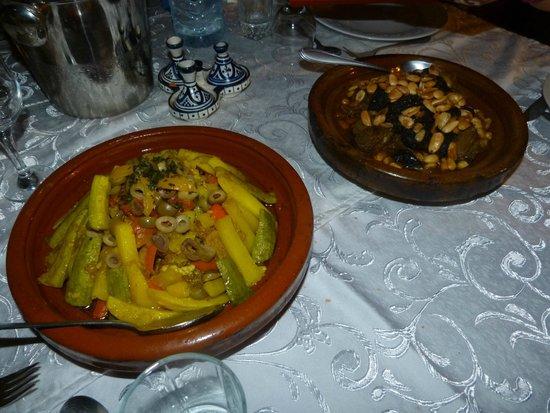 Riad Lena & SPA: les repas