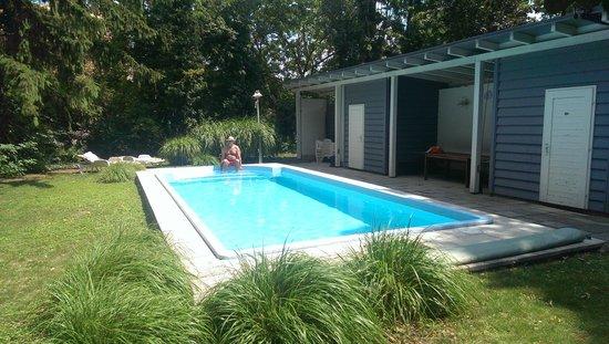 Wolkersdorf im Weinviertel, Österreich: great pool