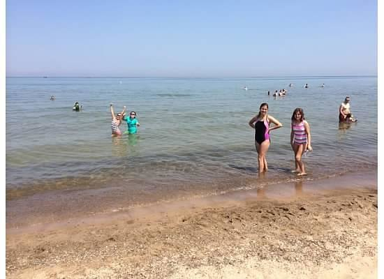 Indiana Dunes State Park: Clear Water, Calm Waves
