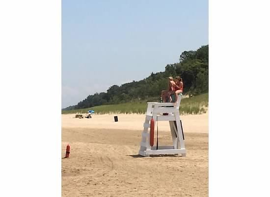 Indiana Dunes State Park: Clean Beach