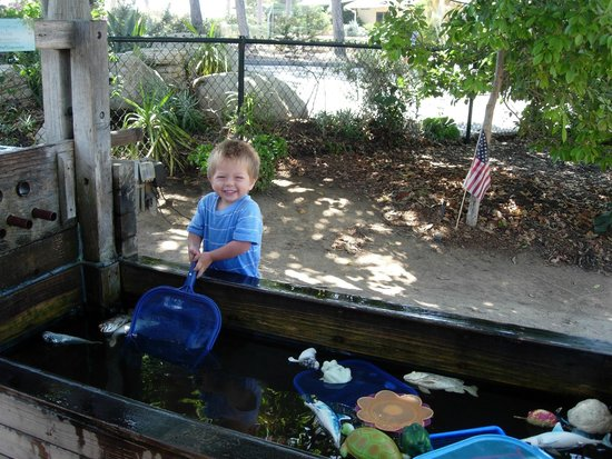 San Diego Botanic Garden: kid's garden, fun w/water