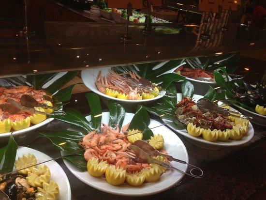 GF Gran Costa Adeje: Yummy fish