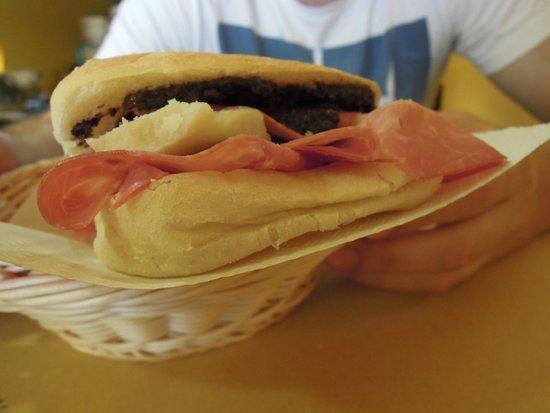 Il giusto gusto: Sandwich