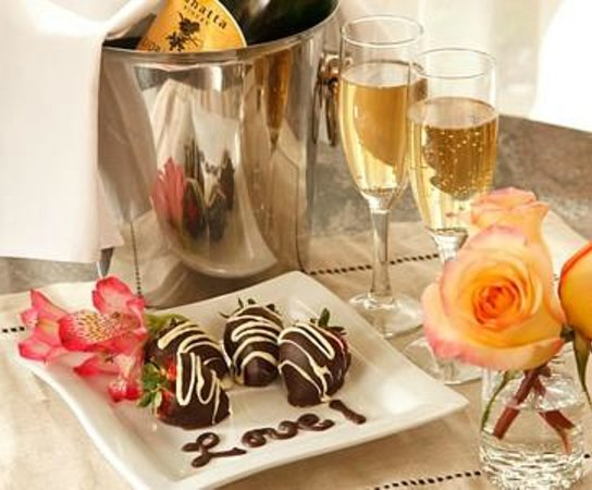 Abigail's Hotel: Celebration Tray