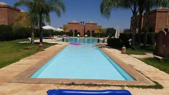 Le Domaine de L'Ourika: Pool