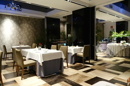 Grand Hotel Don Gregorio: breakfast place