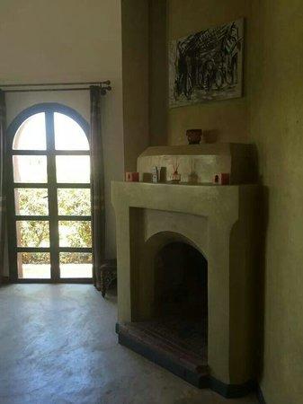 Le Domaine de L'Ourika: Living room