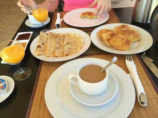 Le Domaine de L'Ourika: Breakfast