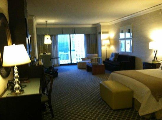 Caesars Palace: Room