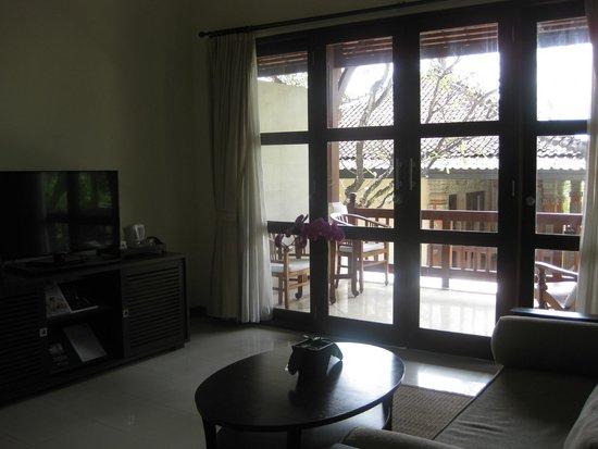 Griya Santrian : Room View