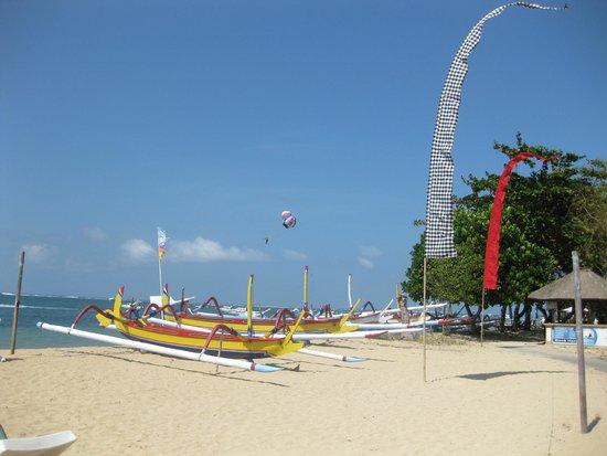 Griya Santrian : Griya beach